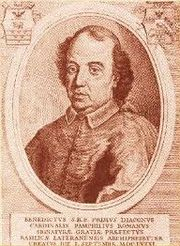 Benedetto Pamphili (1653 - 1730)