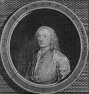 William Knapp (1698 - 1768)
