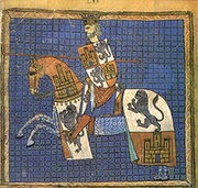 Alfonso X of Castile (1221 - 1284)