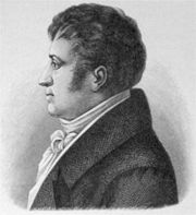 August Wilhelm Schlegel (1767 - 1845)