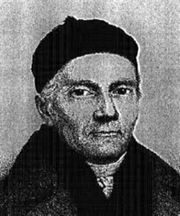 August Bergt (1771-1837)