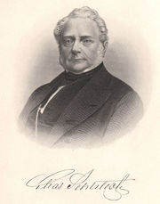 Elias Sehlstedt (1808 - 1874)