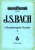 Schultze, Herbert - Transcription - Bach - Brandenburgisches Konzert no 3 BWV 1048.jpg