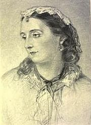 Helen Selina Blackwood Dufferin and Clandeboye (1807 - 1867)