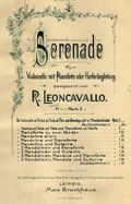 Leoncavallo - Serenade cover.jpg