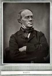 Fromental Halévy (1799 - 1862)