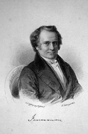 Karl Immermann (1796 - 1840)