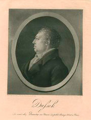 Jan Ladislav Dussek (1760 - 1812)
