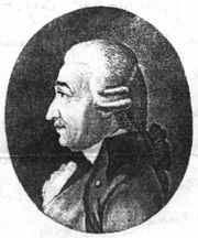 Johann Christian Kittel (1732-1809)
