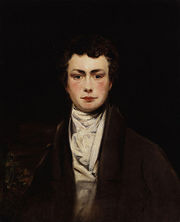 Thomas Moore (1779–1852), by unknown artist