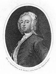 William Oldys (1696 - 1761)