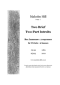 TN-2 Brief Two-part Introits, mj293 (Hill, Malcolm).png