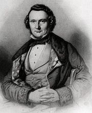 Georg Gottfried Gervinus (1805 - 1871)
