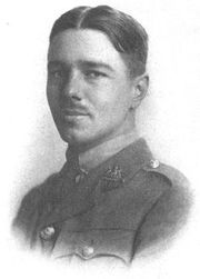Wilfred Owen (1893 - 1918)
