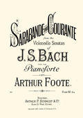 Foote - Transcription - Bach - Cello Suite No.6 BWV 1012 - Sarabande.jpg