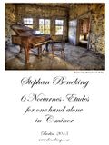 TN Beneking - Booklet - 6 Nocturnes-Etudes for one hand alone in C Minor Deckblatt.jpg