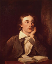 Portrait of John Keats (1795–1821)