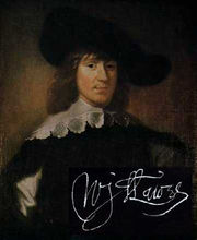 William Lawes (1602 - 1645)