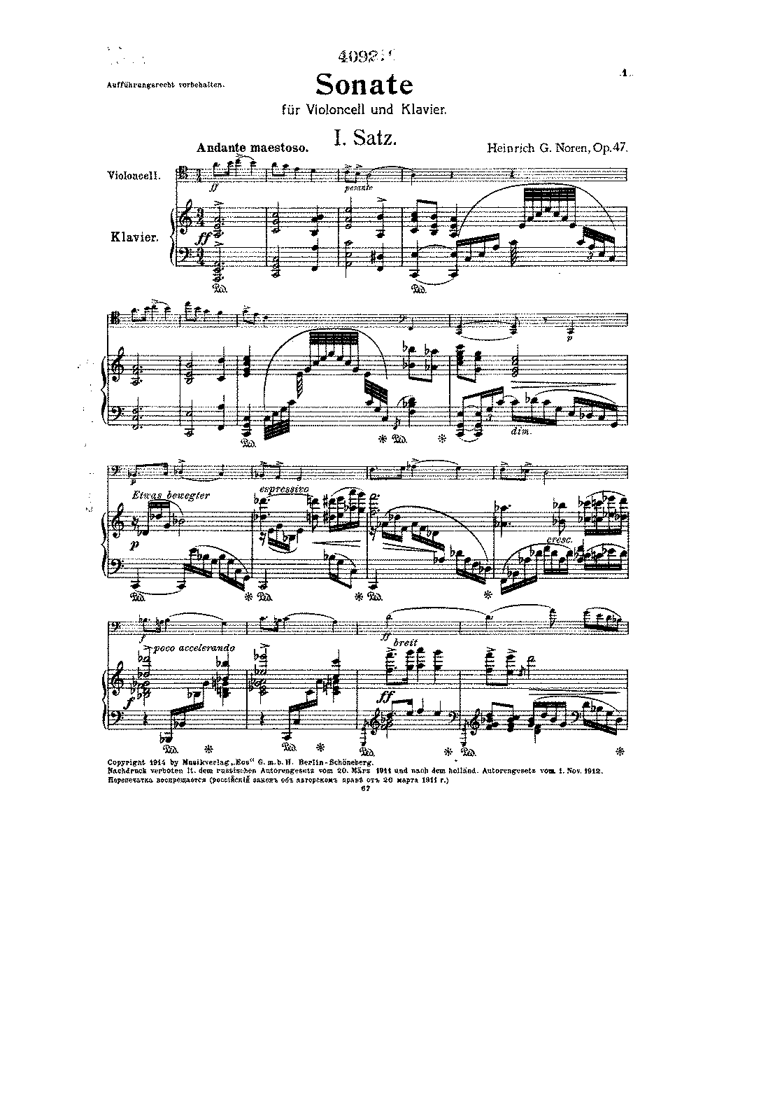 PMLP136007-Noren - Sonata for Cello and Piano Op47 score.pdf