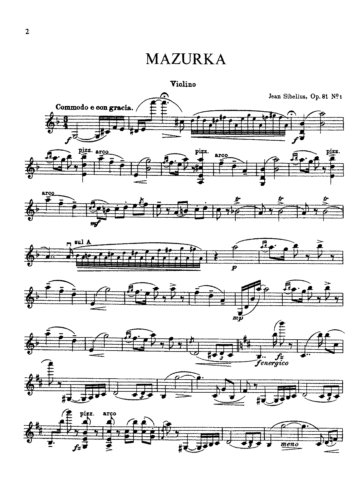 Sibelius - 5 Pieces for Violin and Piano, Op.81.pdf