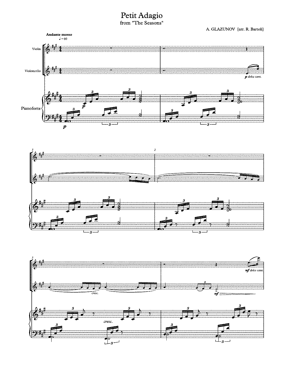 PMLP17139-Glazunov Petit Adagio - Score and parts.pdf