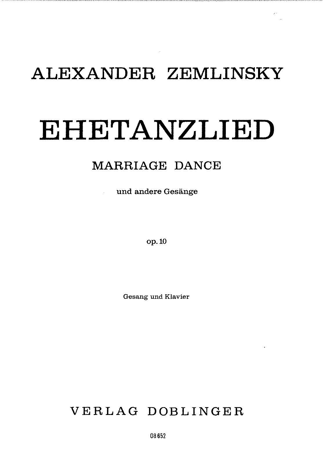 PMLP112240-Zemlinsky, Alexander - Marriage Dance op. 10-voice and piano-.pdf