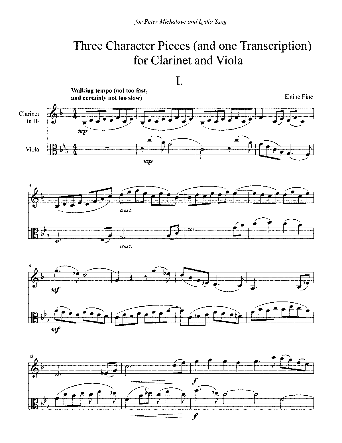 PMLP482121-Three Character Pieces and one Transcription for Clarinet and Viola Score and Parts.pdf