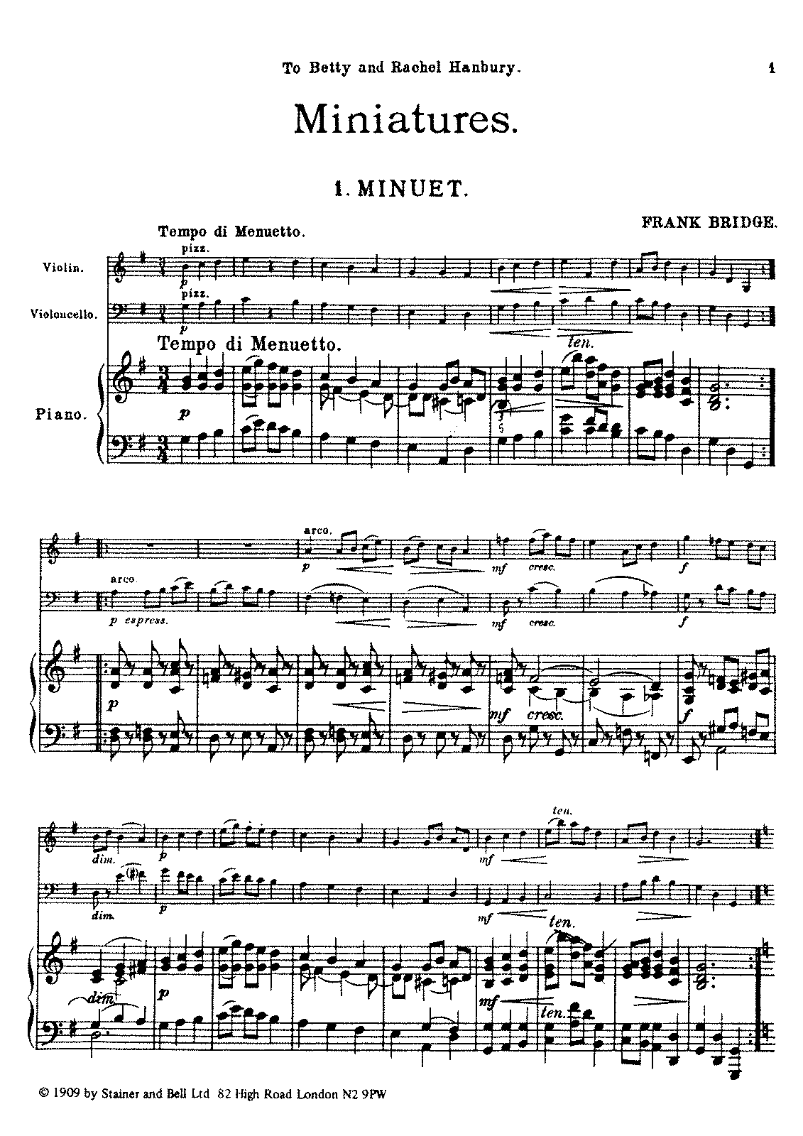 PMLP191782-Bridge, Frank, 3 Miniatures for Piano Trio, Set 1, H.87, CS.pdf