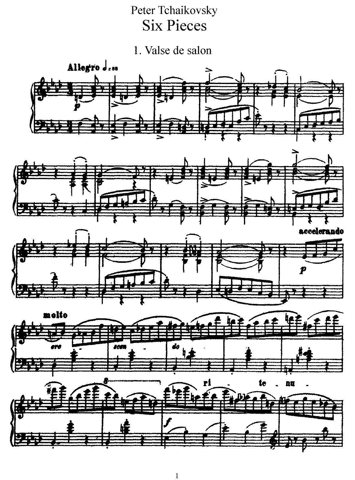 Tchaikovsky - Op.51 - 6 Pieces.pdf