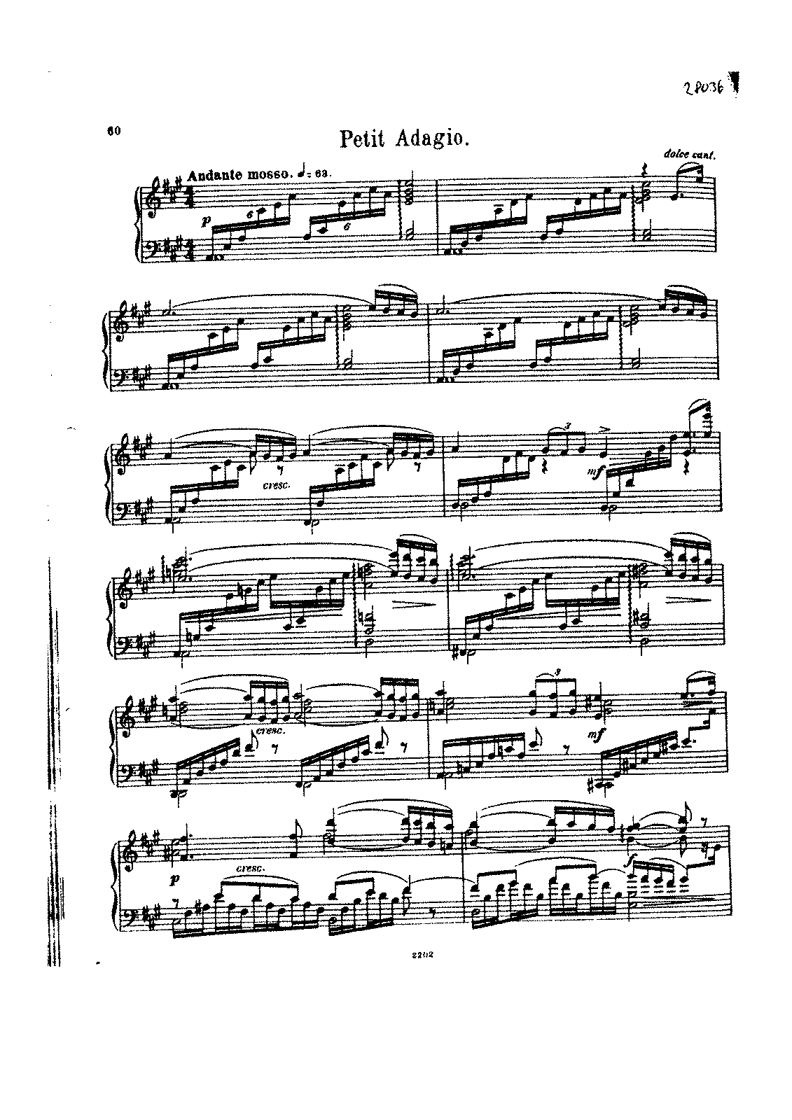 Glazunov - Op.67 - The Seasons Ballet - Petit Adagio.pdf