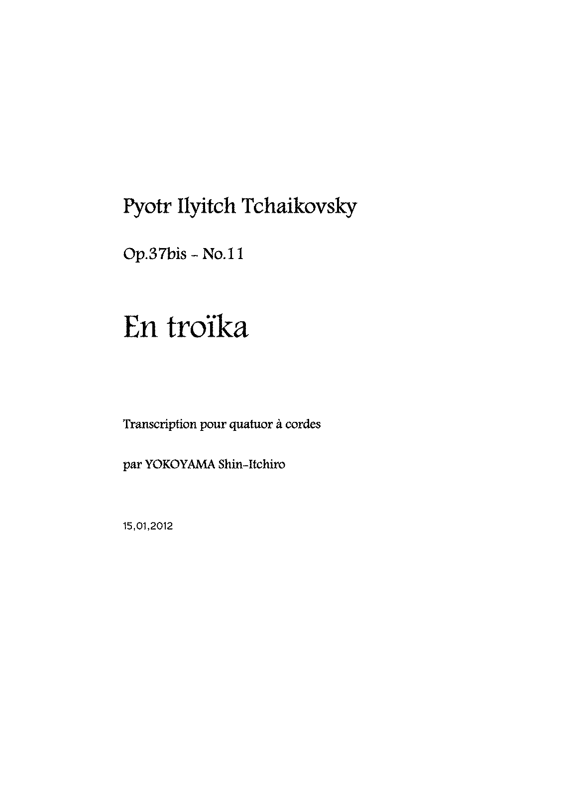 PMLP02716-Tchaikovsky Troika for string quartet.pdf