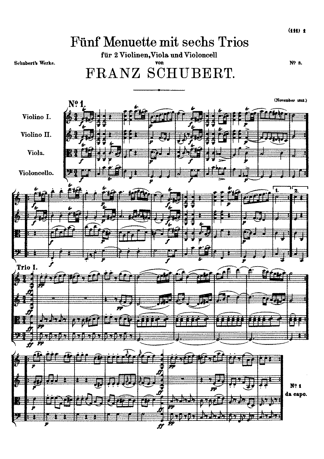 SchubertD089 5 Minuets with 6 Trios for String Quartet.pdf