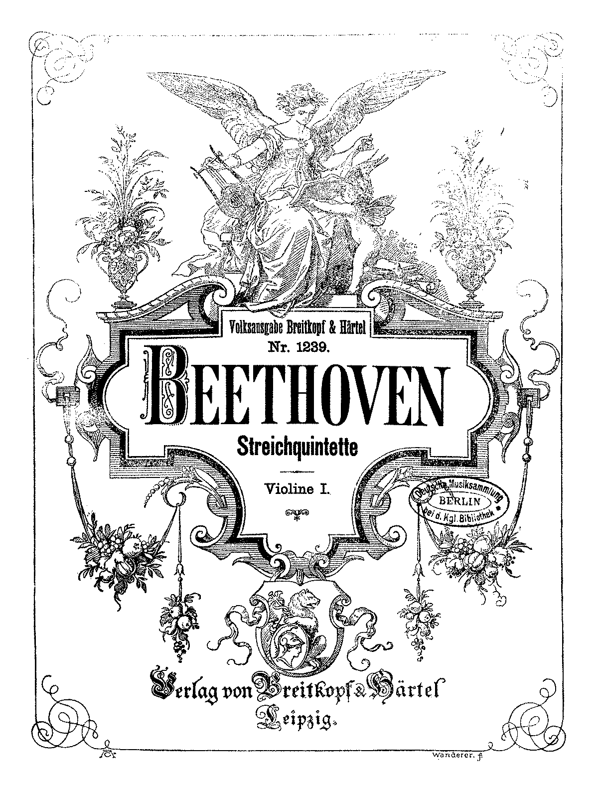 PMLP40987-LvBeethoven String Quintet in C minor, Op.104 FHermannEd violin1.pdf
