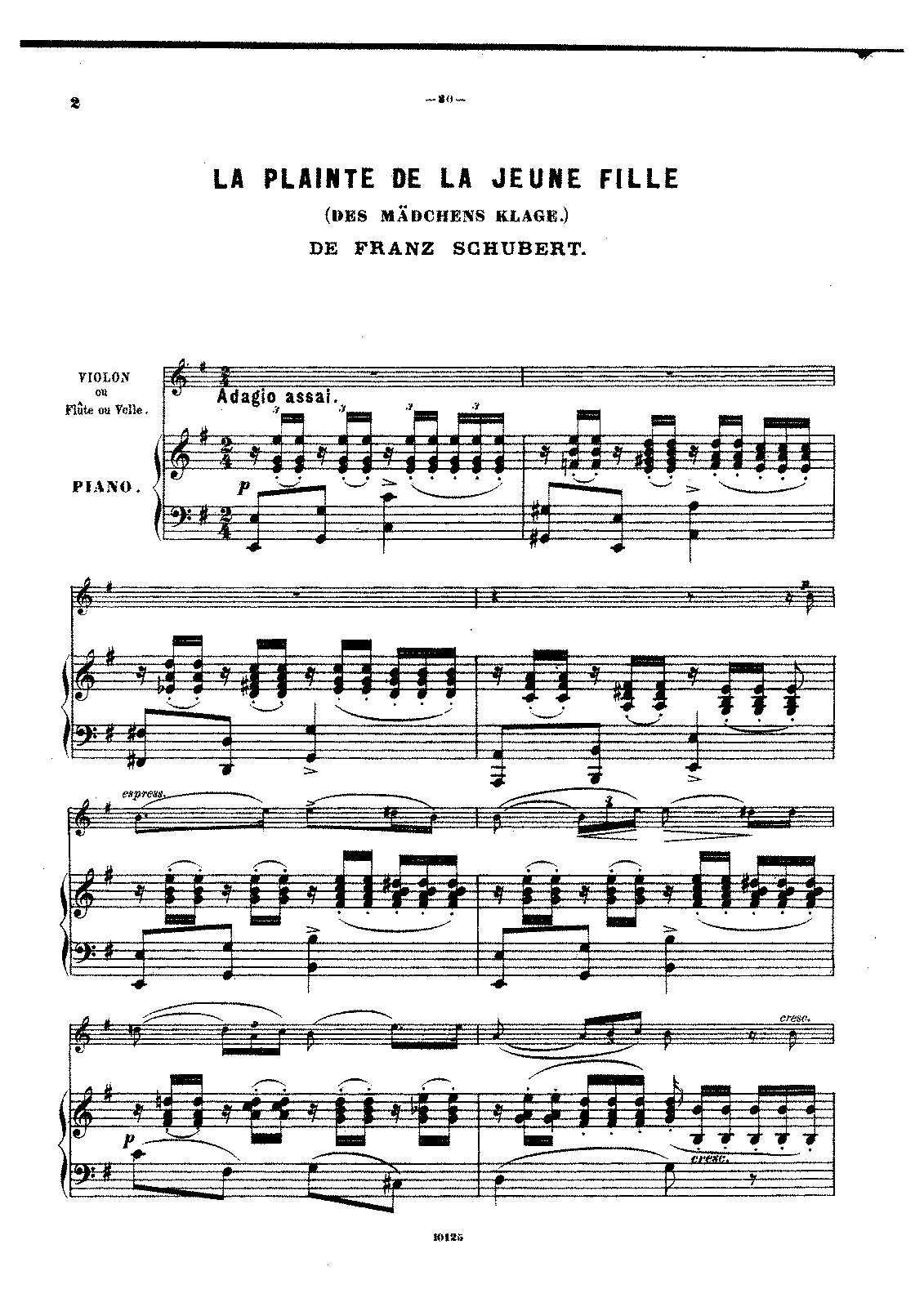 PMLP35098-Schubert - Des Madchens Klage for Cello and Piano score.pdf