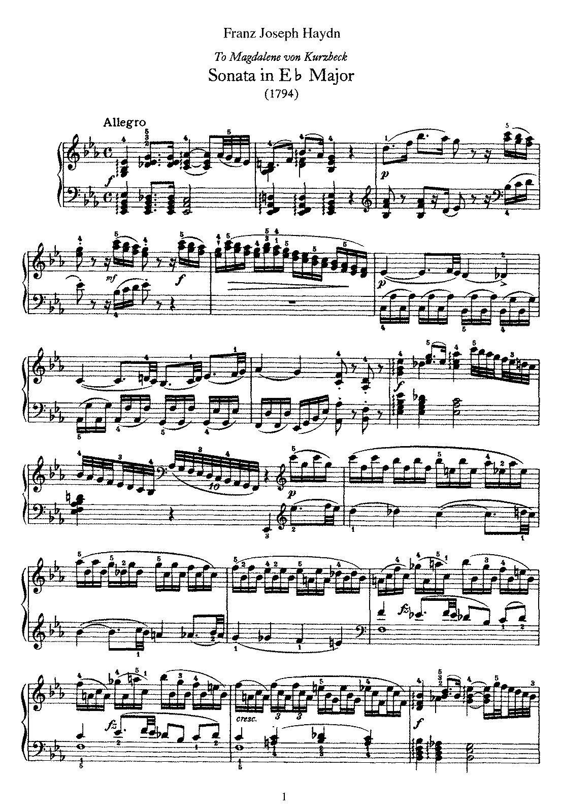 Haydn - Piano Sonata No 52 in Eb.pdf