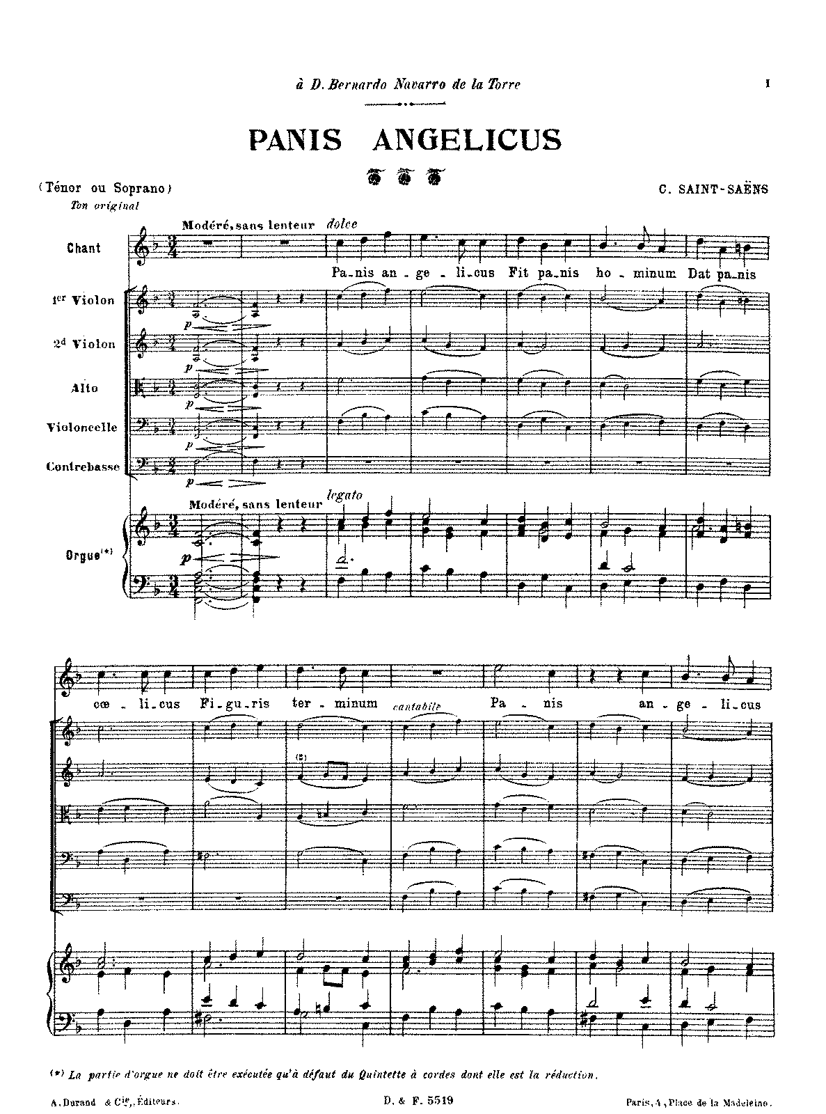 PMLP86322-Saint-Saëns - Panis Angelicus (voice, strings and organ).pdf