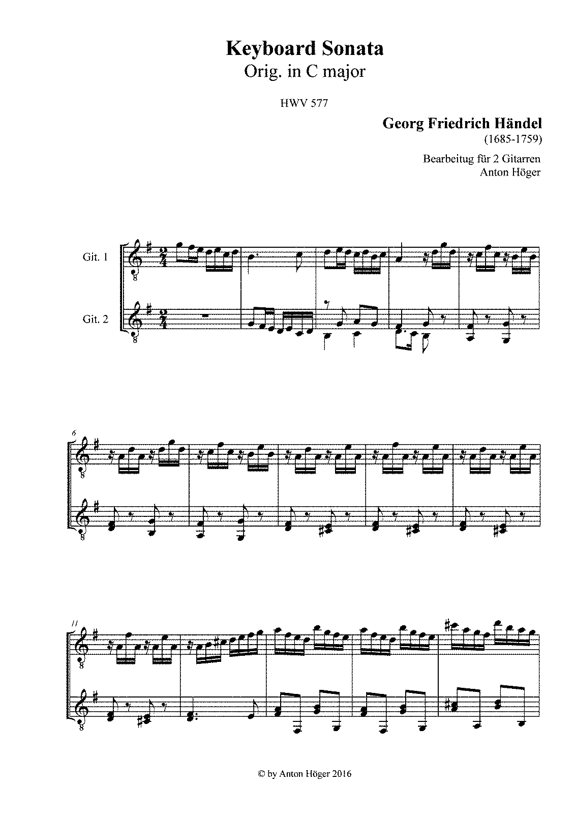 PMLP429901-Händel, Georg Friedrich - Keyboard Sonata in C major, HWV 577-2Git.pdf