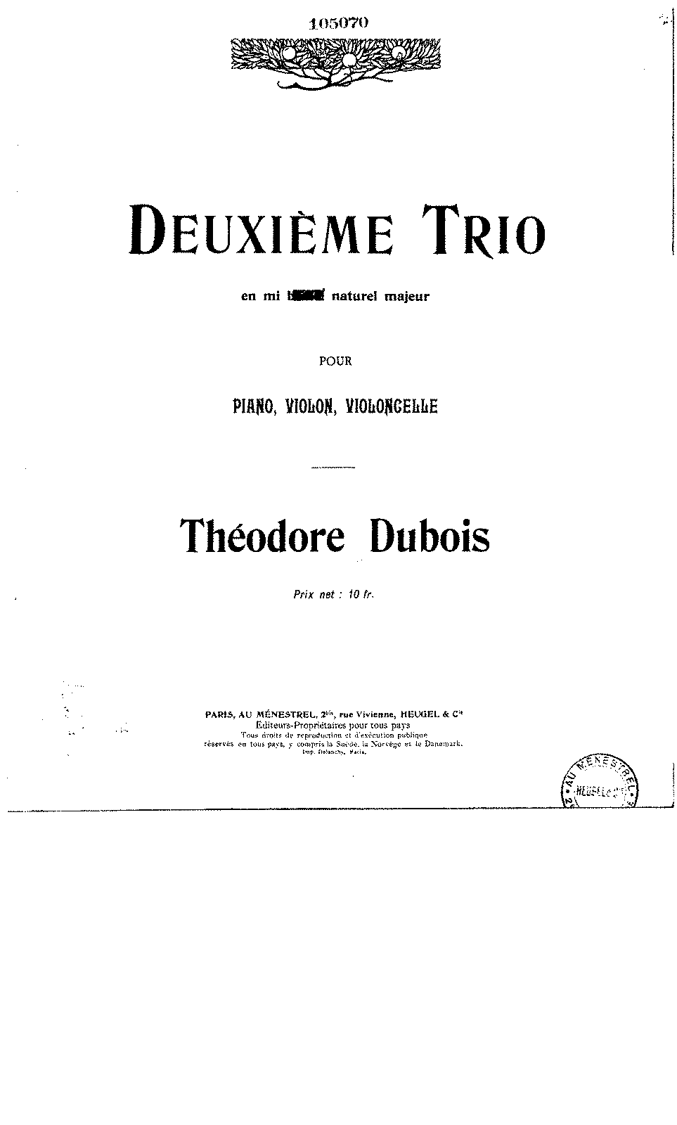 Dubois Piano Trio No.2.pdf