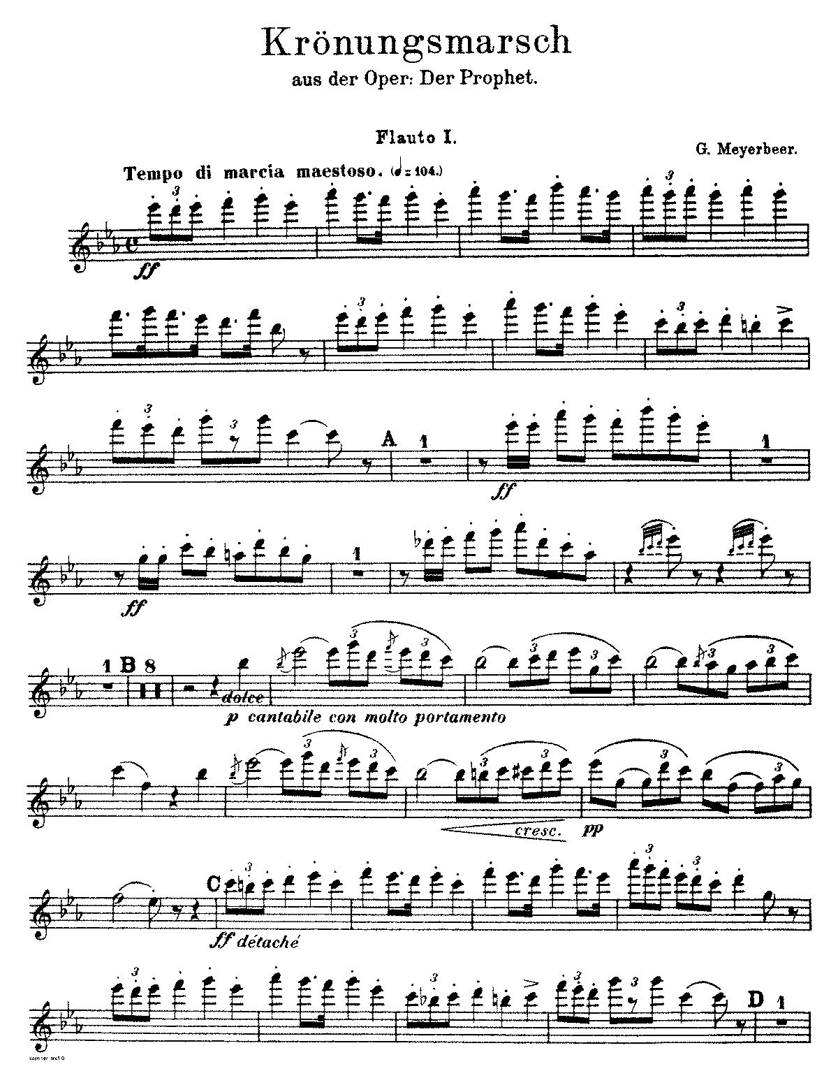 PMLP68452-Meyerbeer Prophet Coronation March Flutes Piccolo.pdf