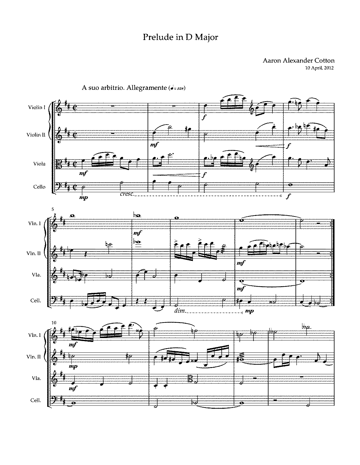 PMLP342004-Prelude in D Major by Aaron Alexander Cotton.pdf