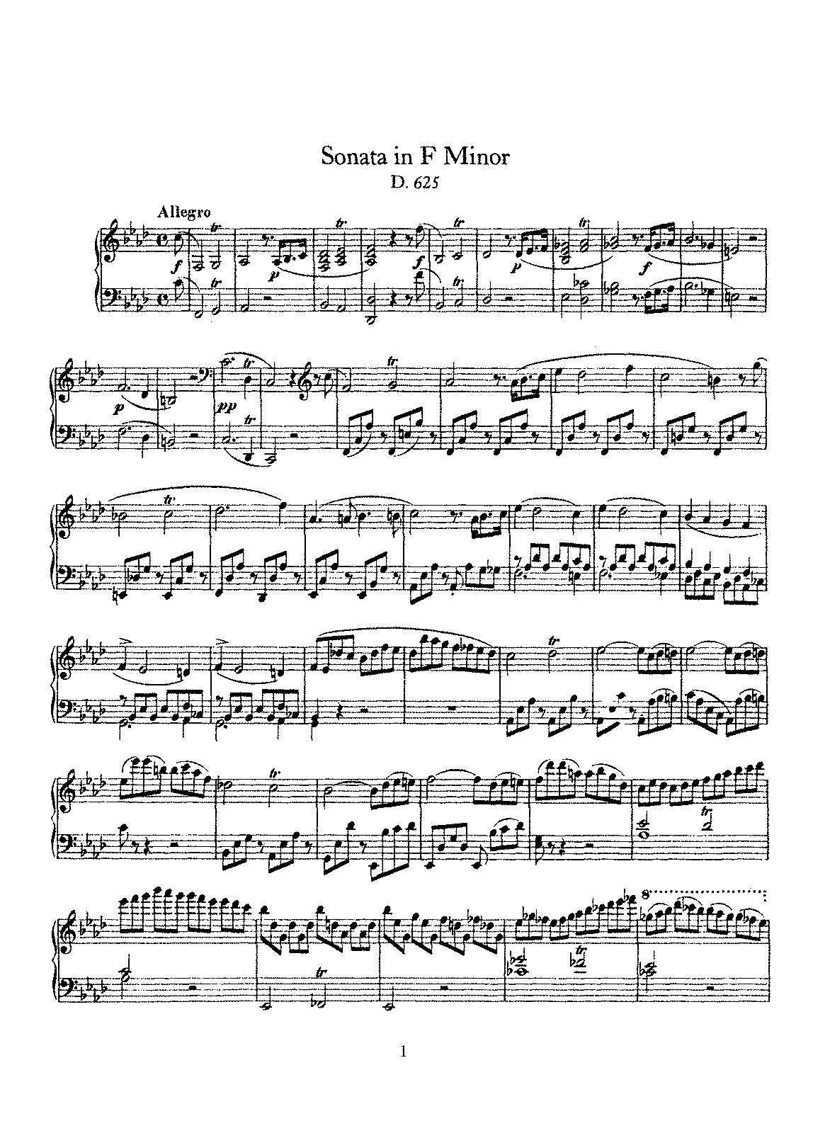 Schubert - D.625 - Piano Sonata in F minor.pdf