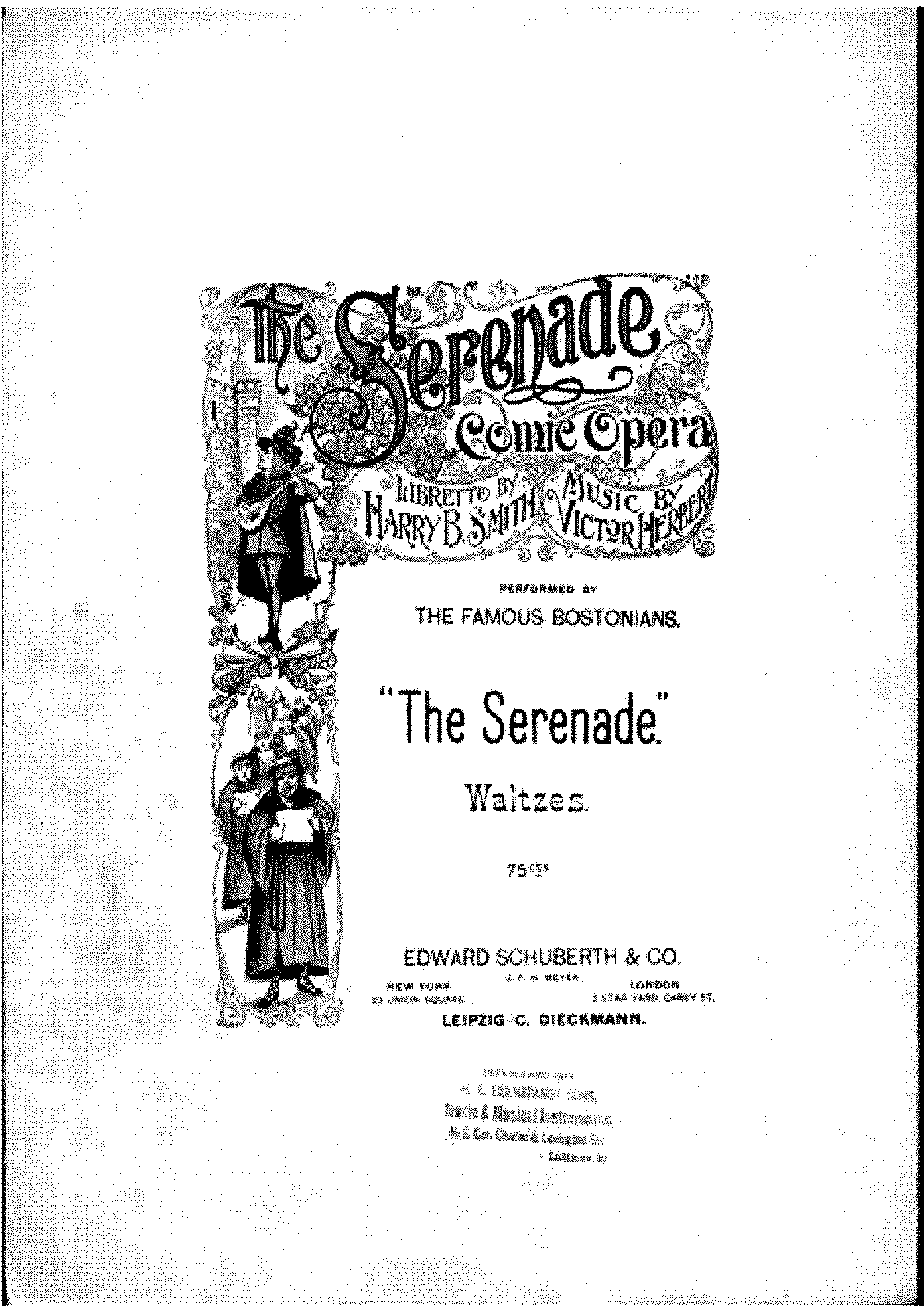 Herbert - The Serenade (Waltzes).pdf