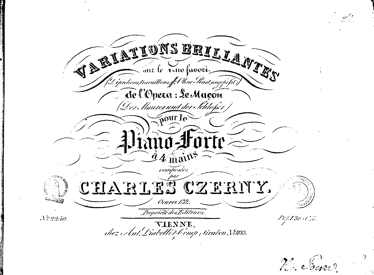 Czerny Variations brillantes on Le-Macon opus 132 pno-4hands.pdf