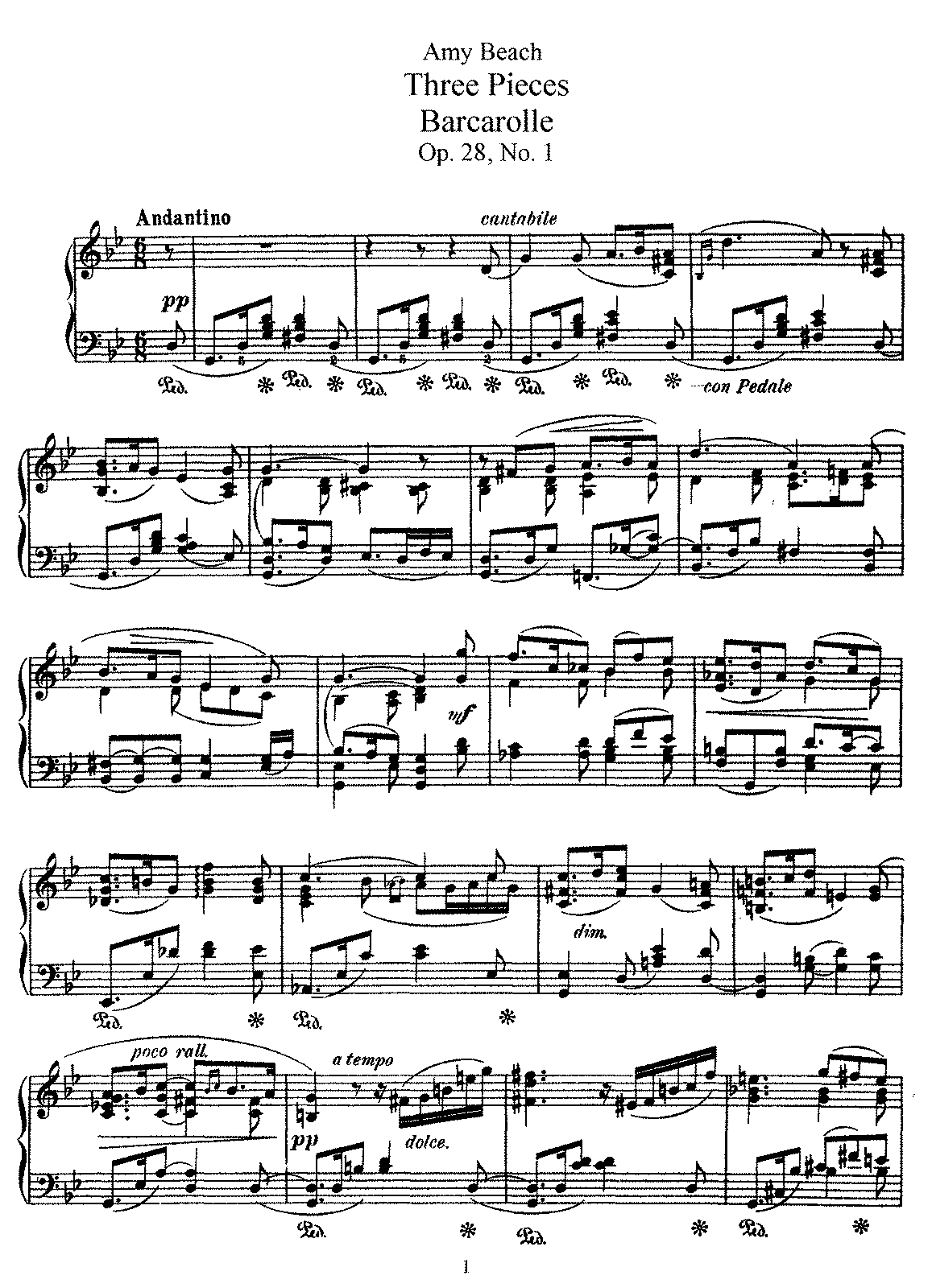Beach - Op.28 - Three Pieces.pdf