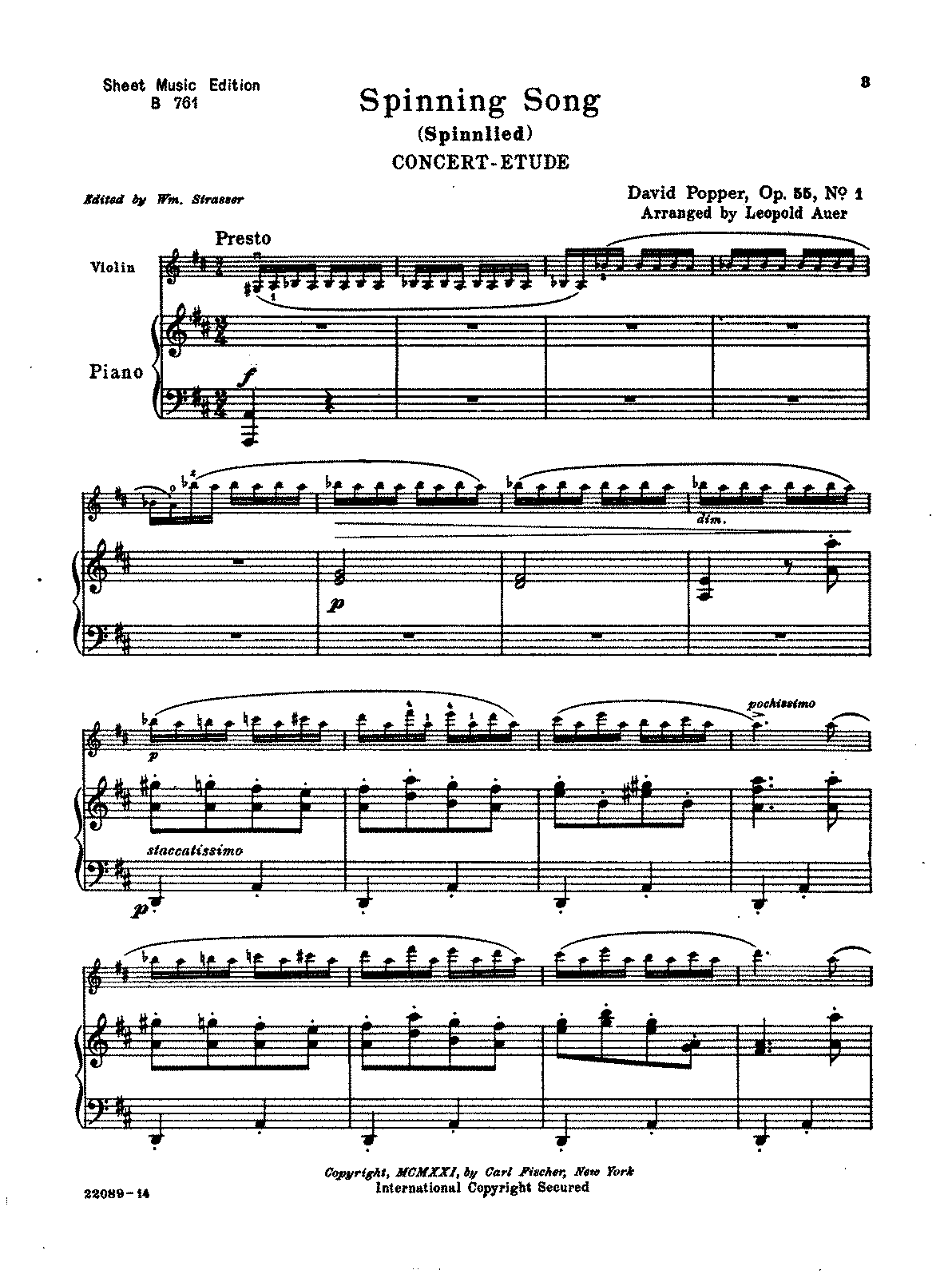 PMLP17379-Popper - Spinning Song Op55 No1 violin piano (Auer) piano.pdf