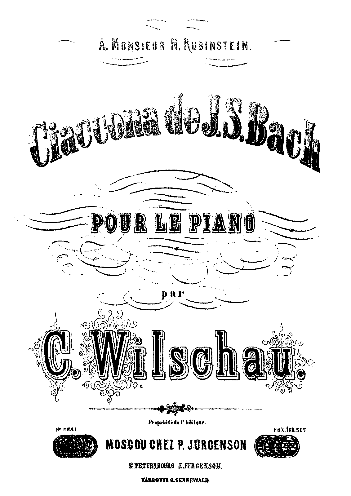 PMLP244087-Wilschau, C. - Transcription - Bach - Violin Partita No.2 in D minor BWV 1004.pdf