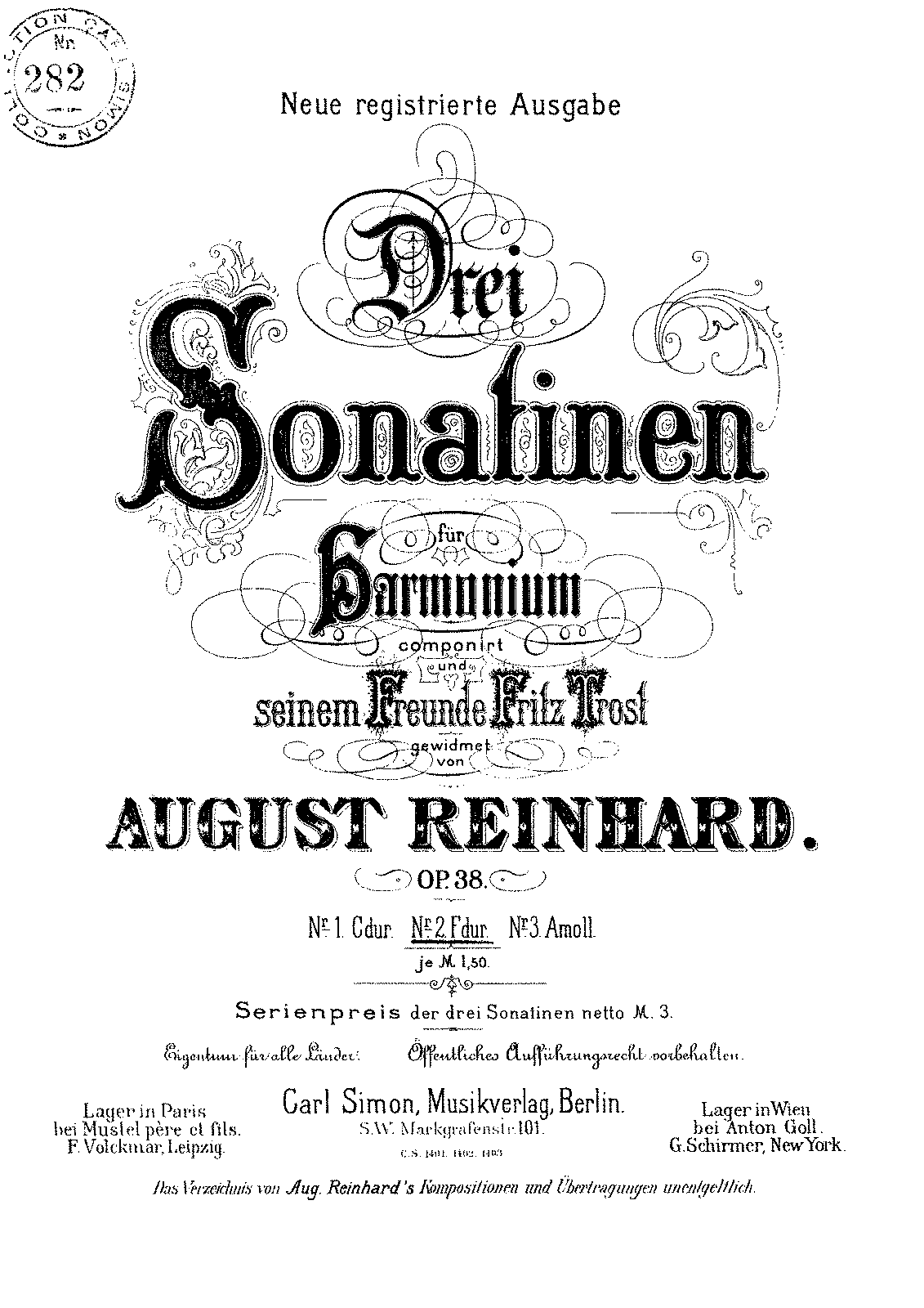 PMLP210407-Reinhard, August, 3 Sonatinas, Op.38, No.2 in F major.pdf