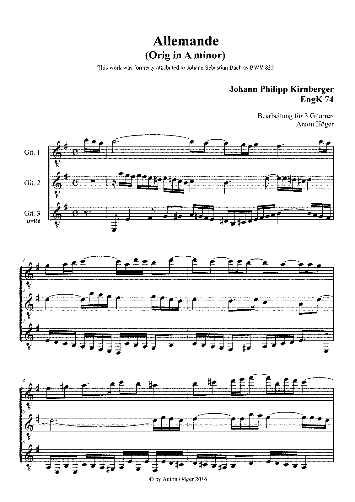 PMLP180349-Kirnberger, Johann Philipp - Allemande in A minor, EngK 74-3Git.pdf