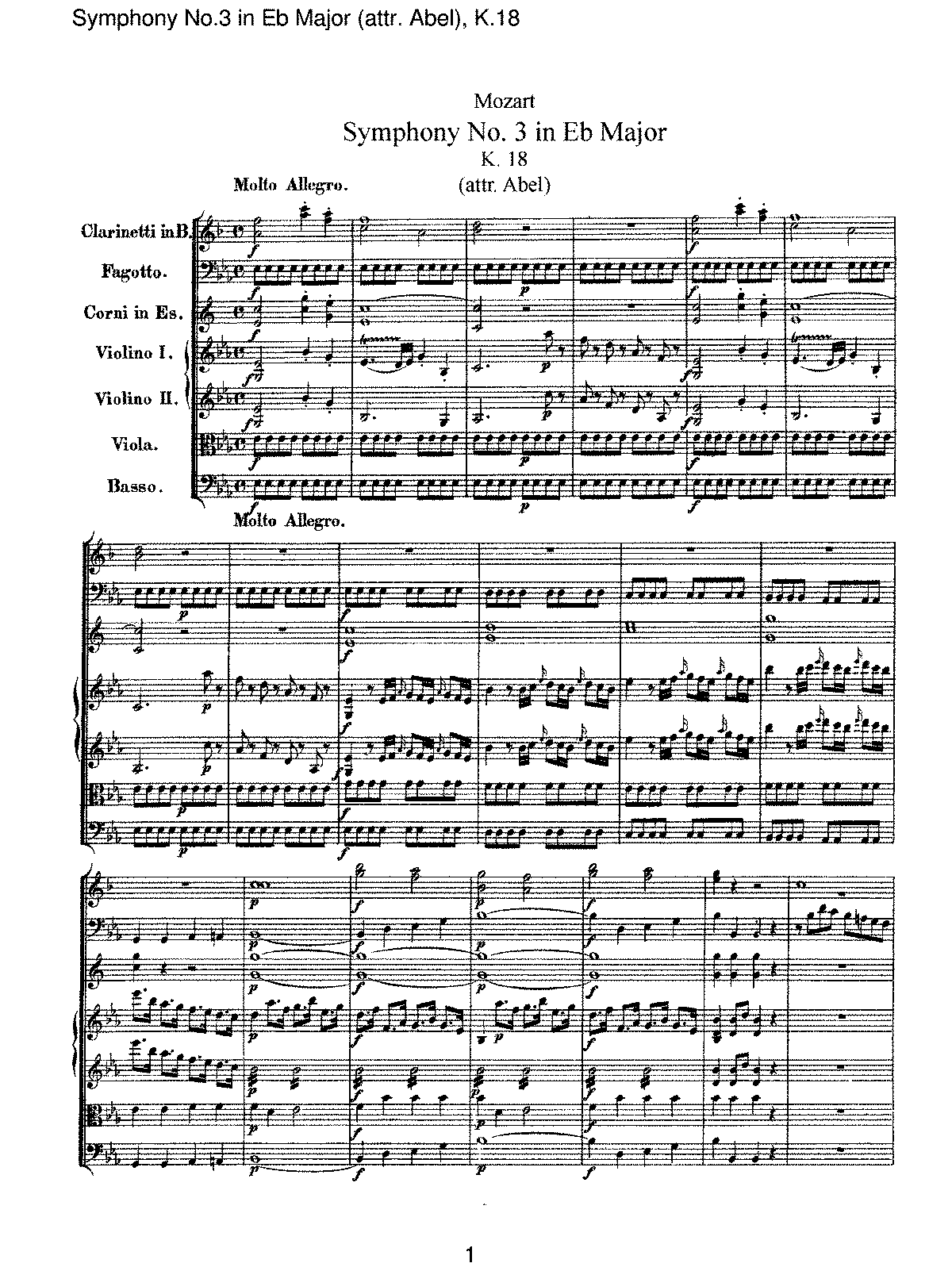 Mozart - Symphony No 03 in Eb Major (attr Abel), K18.pdf