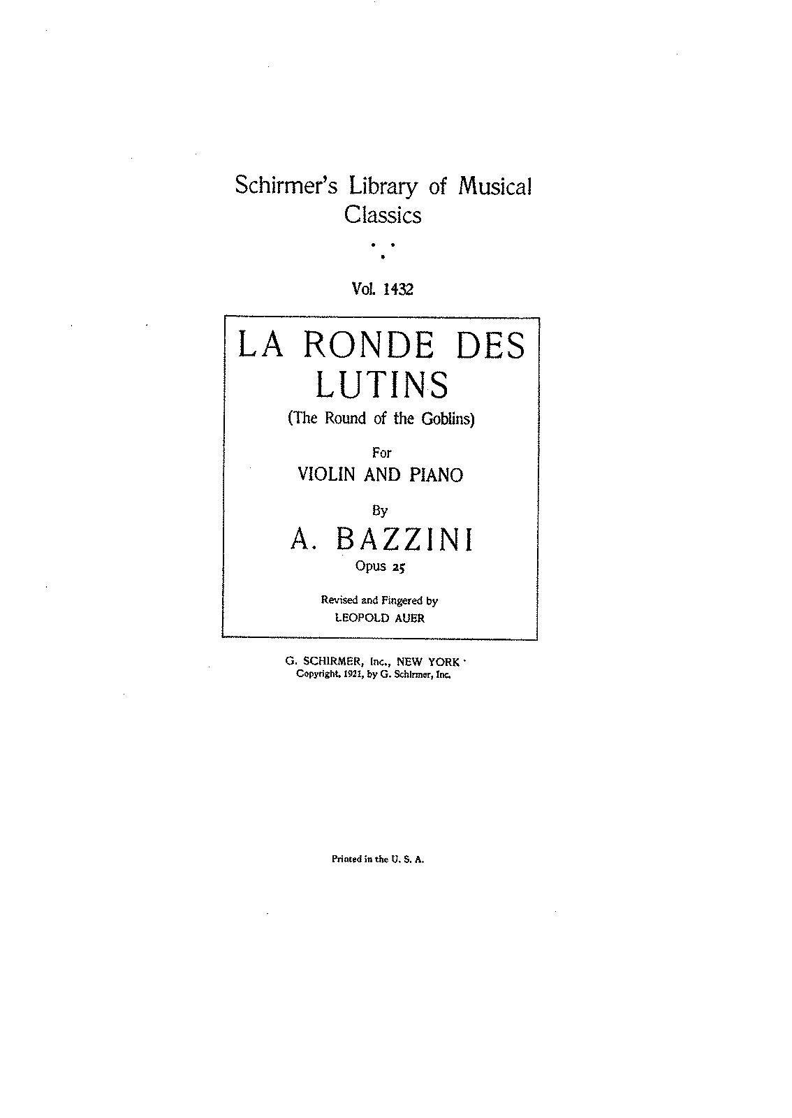 PMLP24350-Bazzini - Le ronde des lutins (The Round of the Goblins) for violin and piano Op25 (Auer) score.pdf
